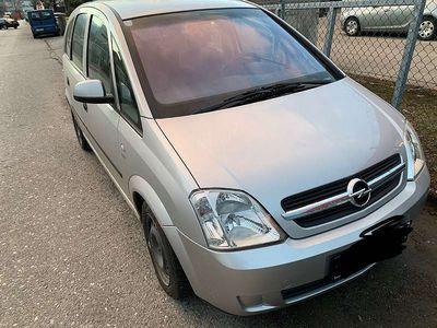 gebraucht Opel Meriva Kombi / Family Van,