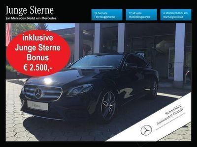 gebraucht Mercedes E220 4MATIC Limousine - AMG-Line