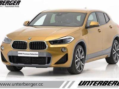 brugt BMW X2 sDrive 18d / M Sport X / LED / Navi