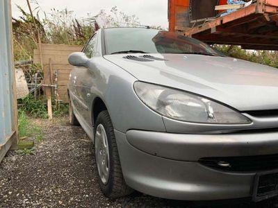 gebraucht Peugeot 206 XR 1,4 HDI 70