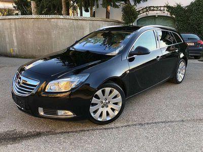 gebraucht Opel Insignia ST 2,0 Turbo Cosmo Allrad Aut. Kombi / Family Van