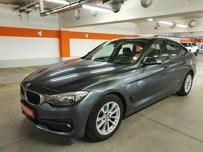 gebraucht BMW 318 Gran Turismo 318 d Österreich-Paket Aut. LEDER N...