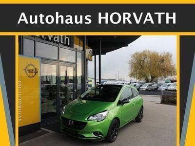 gebraucht Opel Corsa 1,3 CDTI Ecotec Color Start/Stop System Limousine