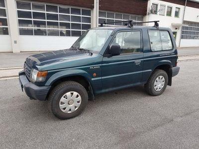 brugt Mitsubishi Pajero MT 2,5 GL TD