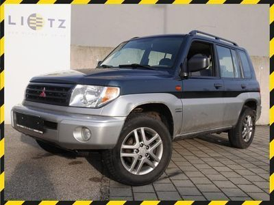 gebraucht Mitsubishi Pajero Pinin Wagon 1,8 MPI Diamondline, 114 PS, 5 Türen, Schaltgetriebe