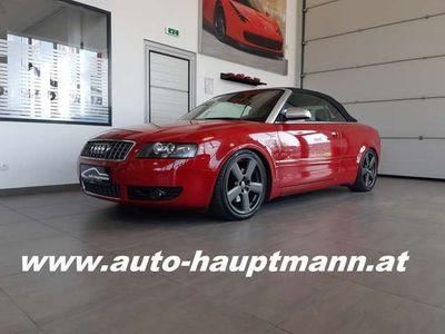 gebraucht Audi A4 Cabriolet 2,4 *TOP ZUSTAND*