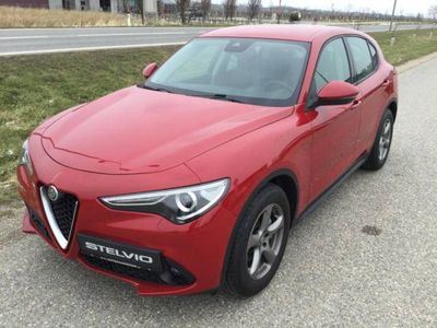 gebraucht Alfa Romeo Stelvio 2.2 ATX, Super, 150 PS, 5 Türen, Automatik