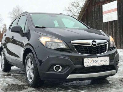 gebraucht Opel Mokka 1,6 CDTI Edition, Winterpaket, IntelliLink, 8x ALU SUV / Geländewagen,