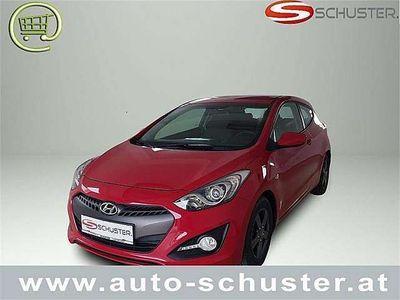 gebraucht Hyundai Coupé i30 Coupe 1,4 CVVT Europe plus Sportwagen /