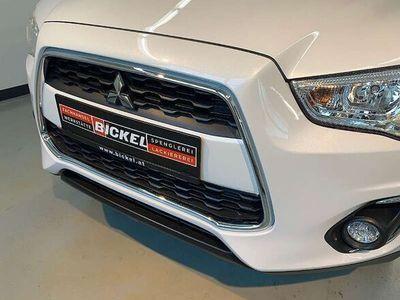 gebraucht Mitsubishi ASX 1,6 MIVEC 2WD Invite SUV / Geländewagen
