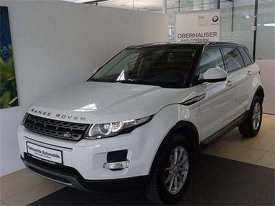 used Land Rover Range Rover evoque Pure 2,2 TD4 SUV / Geländewagen,
