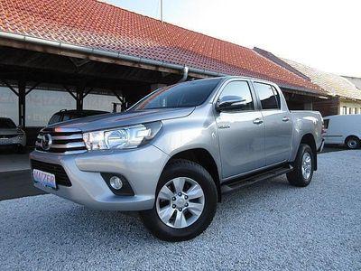 gebraucht Toyota HiLux 2,4 D-4D