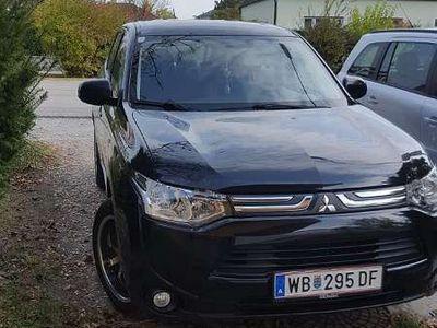 gebraucht Mitsubishi Outlander 2.0 Verbrauch 6.8 l laut hersteller SUV / Geländewagen