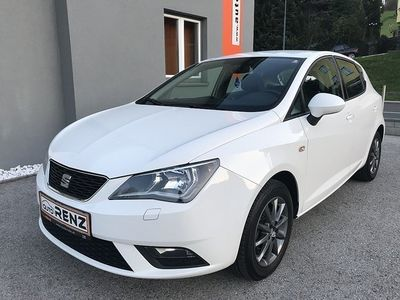 used Seat Ibiza Style 1,4 TDI CR Limousine,