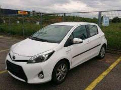 brugt Toyota Yaris 1,5 VVT-i Hybrid Lounge