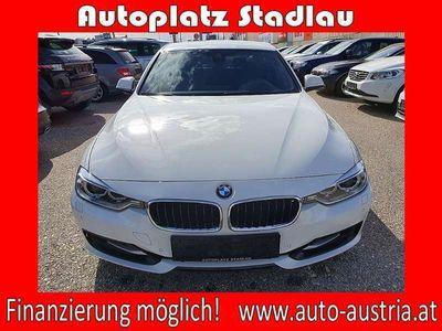 gebraucht BMW 320 3er-Reihe i xDrive Österreich-Paket Aut. HEAD-UP LEDER... Limousine