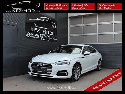 gebraucht Audi A5 Sportback 2,0 TFSI quattro sport S-tronic*S-line*