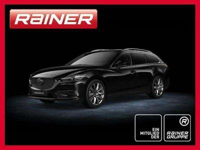 gebraucht Mazda 6 Sport Combi CD184 Revolution Top Kombi