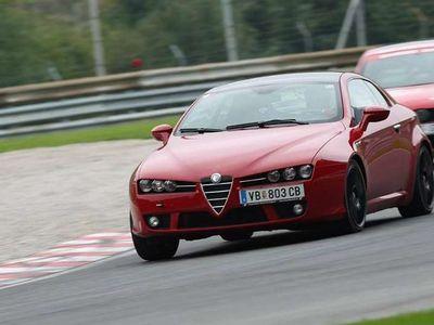 gebraucht Alfa Romeo Brera 2.2 JTS + Hänger gegen Aufpreis Sportwagen / Coupé