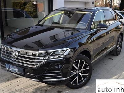 gebraucht VW Touareg Atmosphere TDI SCR 4motion ergoSitze+Offroad Paket