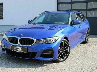 gebraucht BMW 320 320 d xDrive Touring Aut. ///M-Sport/LED/STH/AHK...