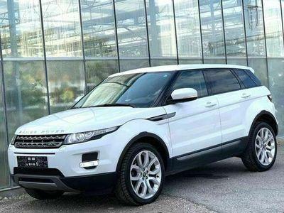 gebraucht Land Rover Range Rover evoque 2,2 TD4 ** Automatik / Pickerl NEU / TOP-Gepflegt