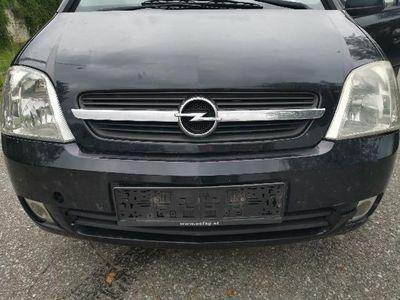 gebraucht Opel Meriva 1.7 DTI Edition Euro4 Klima