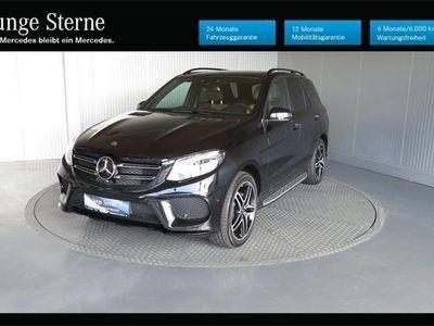 gebraucht Mercedes GLE350 d 4MATIC Austria Edition