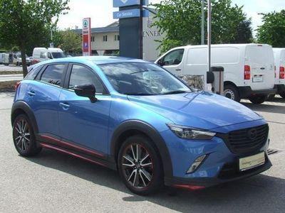 gebraucht Mazda CX-3 CD105 Revolution SUV / Geländewagen,