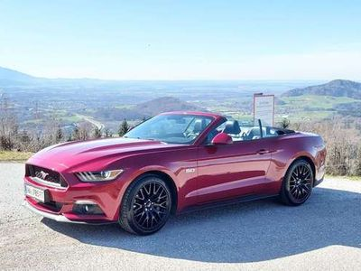 gebraucht Ford Mustang GT Mustang 5,0 Ti-VCT V8 Cabrio Aut. Cabrio / Roadster