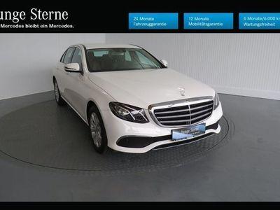gebraucht Mercedes E200 Limousine Exclusive Comand