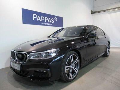 used BMW 750 d xDrive Aut.