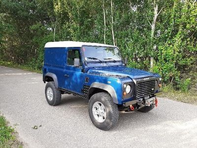 "used Land Rover Defender 90"" Station Wagon 2,5 TD"