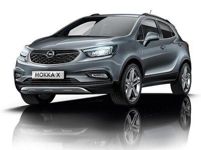 gebraucht Opel Mokka X Mokka 1,4 Turbo Edition Aut., Edition, 140 PS, 5 Türen, Automatik
