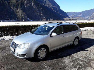 gebraucht VW Golf Variant Trendline 1.9 TDI Kombi / Family Van