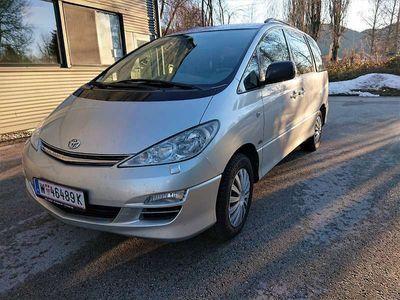gebraucht Toyota Previa 2.0 D-4D, mit Pickerl bis 05.21 +4 M Kombi / Family Van