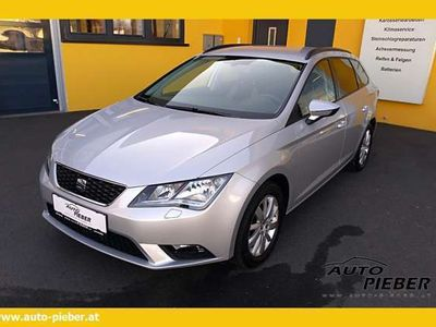 gebraucht Seat Leon ST Reference 1,6 TDI CR Start-Stop