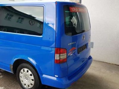 gebraucht VW Caravelle T5LR 2,5 TDI 4motion