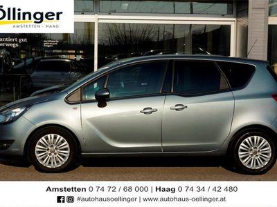 gebraucht Opel Meriva 1,6 CDTI Ecotec Österreich Edition Start/St