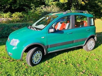 gebraucht Fiat Panda 4x4 Climbing 16V
