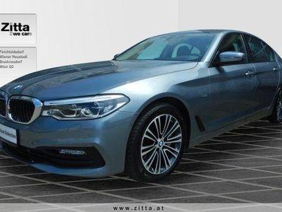 used BMW 530 5er-Reihe d xDrive Aut. Limousine,