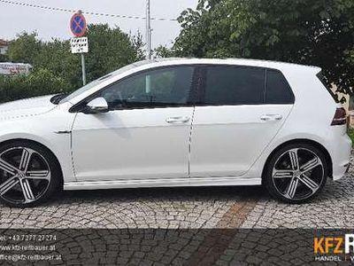 gebraucht VW Golf VII R BMT 4Motion Lim.