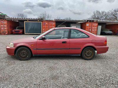 gebraucht Honda Civic Coupe 1,6i LS (EJ6) Sportwagen / Coupé
