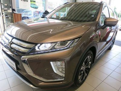 gebraucht Mitsubishi Eclipse Cross 1,5 TC 4WD Intense+ First Edition CVT Aut. SUV / Geländewagen,