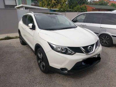 gebraucht Nissan Qashqai 1,2 DIG-T N-Connecta 360 Grad Kameras SUV / Geländewagen