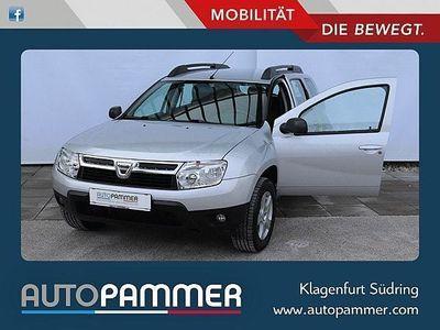 gebraucht Dacia Duster Ambiance 1,6 16V Hi-Flex