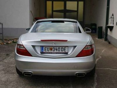 gebraucht Mercedes SLK200 BlueEfficiency