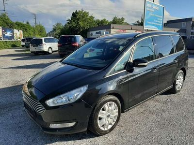 gebraucht Ford Galaxy 2.0 TDCi, 7-Sitze, Navi, AHK, Parkassistent, Kombi / Family Van