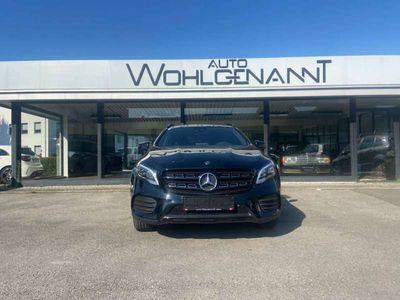 gebraucht Mercedes GLA200 d Austria Edition AMG line