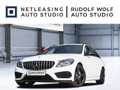 gebraucht Mercedes C180 T AMG Line Klima/Park-Assist./Sportpaket Tempomat